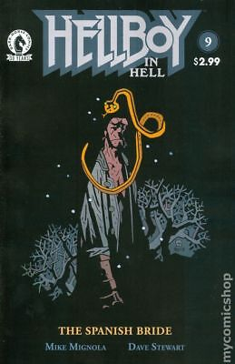 Hellboy in Hell (2012) #9 NM