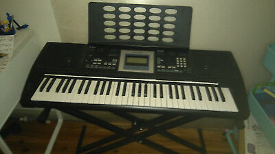 Ashton AK120 Keyboard immaculate with Stand