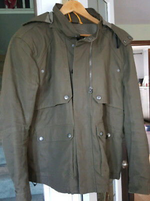 Rev'it Windsor Urban / Cafe Style Motorcycle Jacket XL.  Discounted ship!