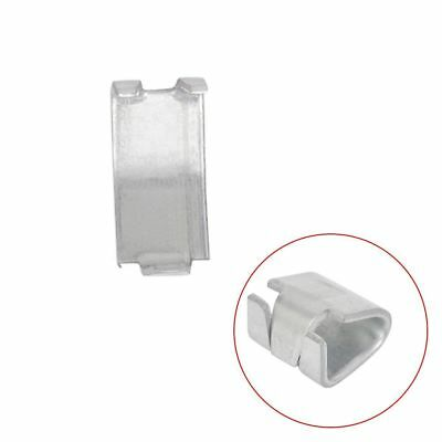 NATO Razor fencing netting clips dovetail joint galvanized steel 1kg/ $10