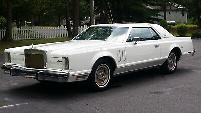 1979 Lincoln Mark Series Collectors Series 1979 Lincoln Collectors Series Mark V