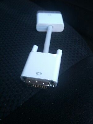 Apple DVI-D Male to DVI-D Female Video Extender Adapter Cable
