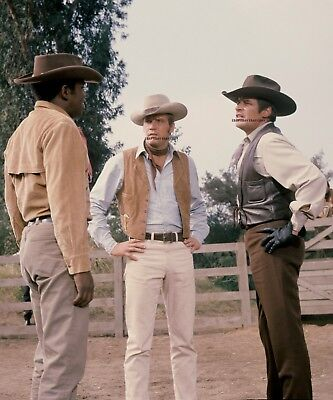 The Big Valley Tv Western Peter Breck  Lee Majors 8X10 Photo