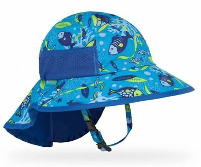 Sunday Afternoons Kids Play Hat (Aquatic) - Large