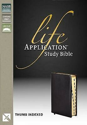 Life Application Study Bible-NASB by Beers, Ronald A. 9780310916413
