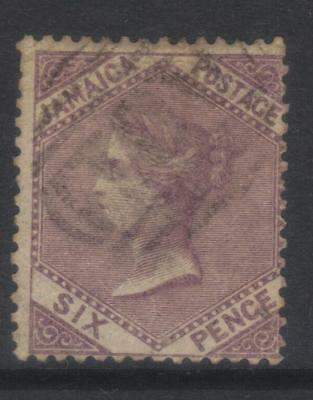 Jamaica 1860-1870 Pineapple Sg5 Used Cat £22
