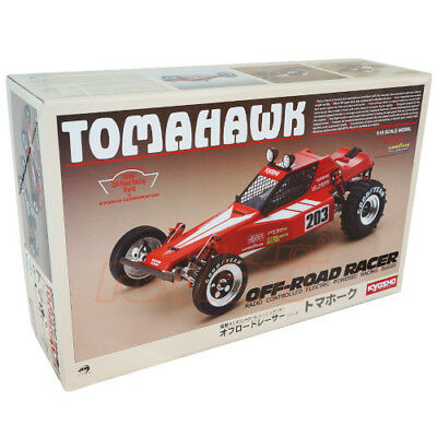 Kyosho 1:10 Tomahawk 2WD Off Road Buggy Kit RC Cars #30615