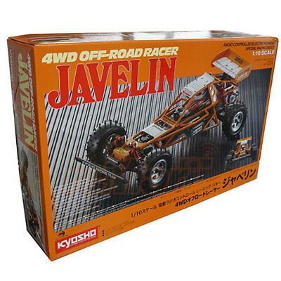 Kyosho 1:10 Javelin 4WD Electric Buggy Kit RC Cars Off Road #30618