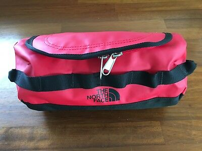 North Face Base Camp Travel Canister small washbag