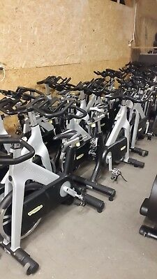 Technogym spinner indoor bike groupcycle