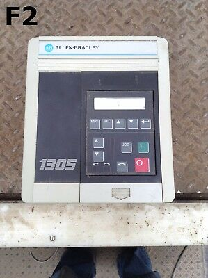 Allen-Bradley 1305-AA08A Series A Adjustable Frequency AC Drive 2HP 3100VA