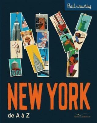 New York Thurlby  Paul Neuf Livre