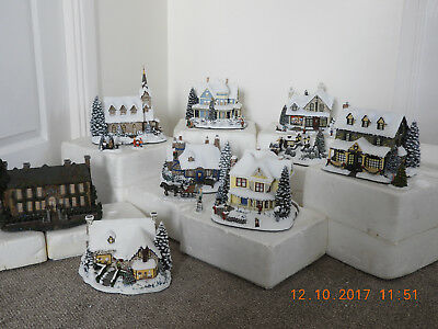 Thomas Kinkade Hawthorne Village Collection