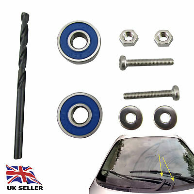 Renault Scenic & Grand Scenic 2 Driver Wiper Arm Linkage Repair Bearing Kit