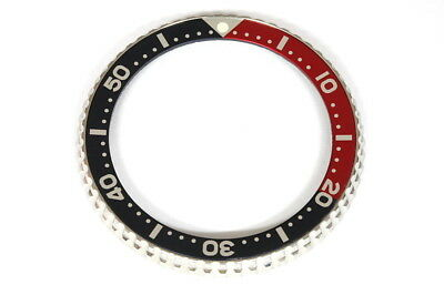 Brand New rotating bezel for 6309 and 7002 Seiko divers - 128179