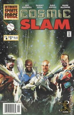 Cosmic Slam (1999) #1 VG LOW GRADE