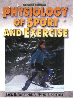 Physiology of Sport and Exercise,Jack H. Wilmore, David L. Cos ,.9780736000840