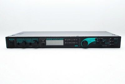 """""""Excellent"""" ZOOM 9150 Valve DSP Guitar Effects Processor From Japan #487"""
