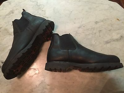 SNAP ON worker work hipster metal toe mens boots sz 11 gay interest