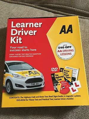 driving theory test 2017 Kit