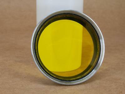 Leitz Leica GCOOL   No2 Yellow Filter for 5cm Summitar