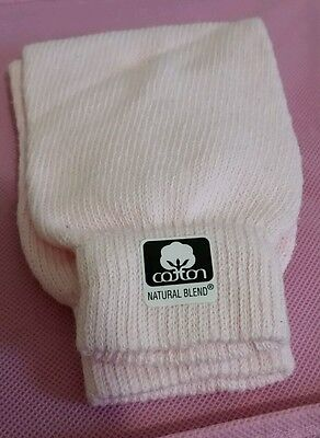 girls pink leg warmers
