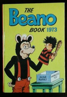 Beano Annual 1973 , Very Good Condition