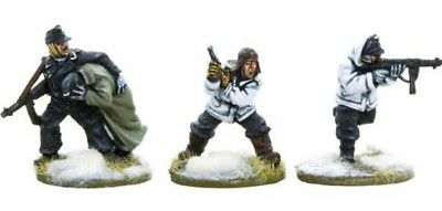 Warlord Games Bolt Action German dismounted Panzer Crew