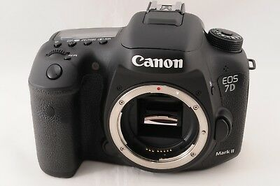 Canon EOS 7D Mark II 2 body 20.2MP Digital SLR Camera Exc from Japan #2097