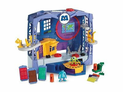 Fisher-Price Imaginext Monsters University Monsters, Inc. Scare Factory Brandnew