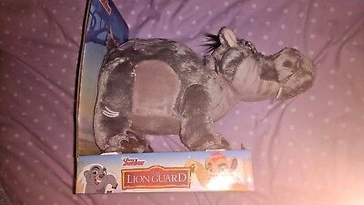 The Lion Guard Beshte Soft Toy new in box