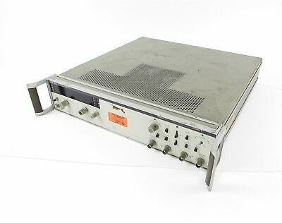 HP 5328B Universal Counter - 100 MHz, 10 ns Time Interval, HP-IB Programmable