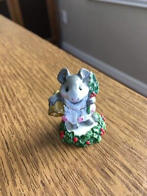 Wee  Forest Folk CC-4 Ghost of Christmas Past