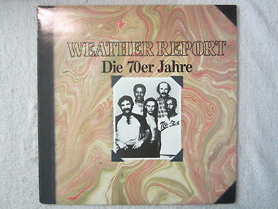 Lp / Weather Report / Austria / 1983 / Rarität / Cbs /