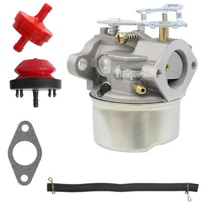 Carburetor for Tecumseh 640299 640299A 640299B fits LH195SP & HSSK50 67530D Carb