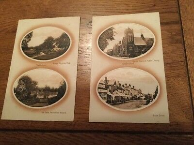 Vintage Postcards Chelmsford 12 Total