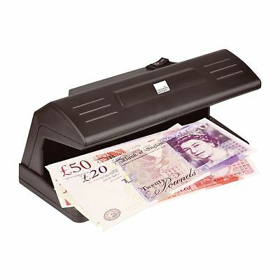 Counterfeit Money UV Cash Detector Tester Checker Fake Forged Notes Machine