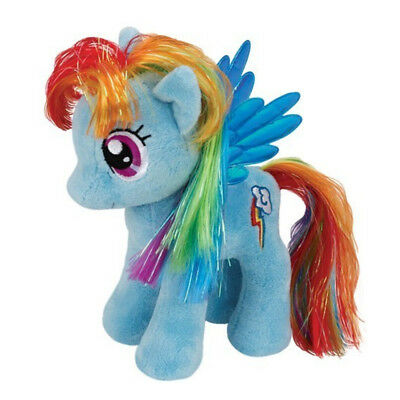 My Little Pony Rainbow Dash 24 cm Ty Plüsch Stofftier Pferd