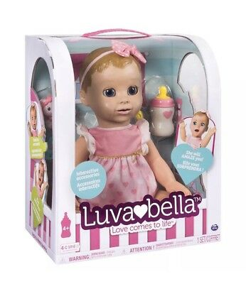 Luvabella Doll Blonde Brand New Boxed *UK Seller* *Same Day Dispatch*
