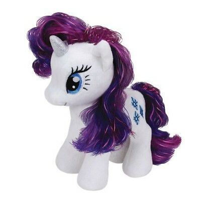 My Little Pony Rarity 24 cm Ty Plüsch Stofftier Einhorn