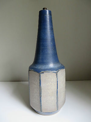 Vintage Danish Michael Andersen And Sons Large Lamp Base Marianne Starck 1960's