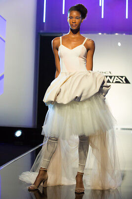 Project Runway Season 16 Ep. 9 Character Couture Designed by Kentaro