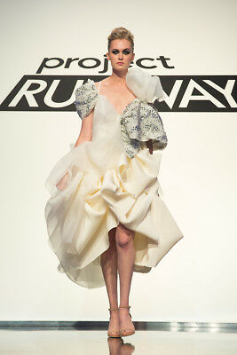 Project Runway Season 16 Ep. 9 Character Couture Designed by Margarita