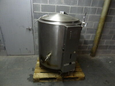 Groen 60 Gallons Commercial Gas Jacketed Steam Soup Kettle Model AH/1/60