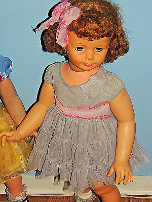 Cute Party Dress Tulle Skirt & New Pink Rumba Pants Patti Play Pal Similar Doll