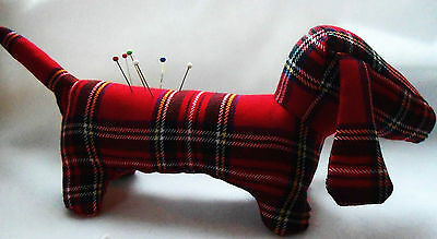 Pincushions dachshund sausage dog wiener dog pin cushions christmas animal gift