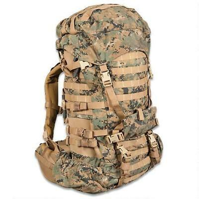 Genuine Usmc Marine Corp Ilbe Back Pack Complete Gen 2 Us Made W/ New Components
