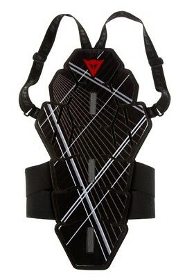 Dainese Soft Back Protector Mountain Bike Armor Black