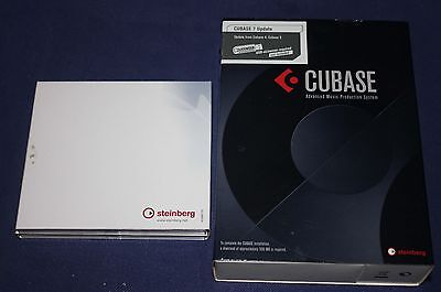 Cubase 5 and update to 7  ***Media Only***