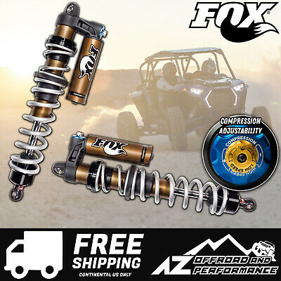 Fox Factory Race Series 2.5 Podium IBP RC2 Front Shocks for RZR XP 1000 2 Seater